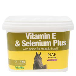 NAF Vitamin E / Selenium Plus